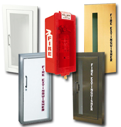High Quality Fire Extinguisher Cabinets
